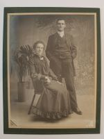 c7-Photograph-of-Author-Alfred-Williams-and-Wife