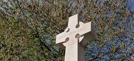 Wiltshire's Newest War Memorial